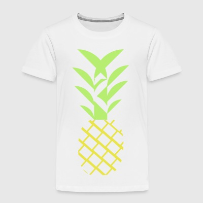 Pineapple flavor - Toddler Premium T-Shirt
