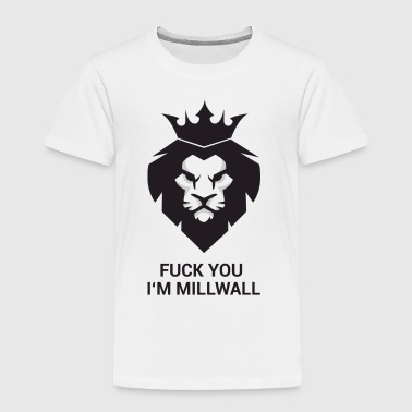 Millwall - Toddler Premium T-Shirt