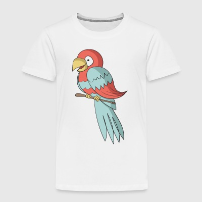 parrot - Toddler Premium T-Shirt