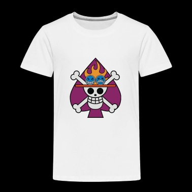 Ace one piece - Toddler Premium T-Shirt