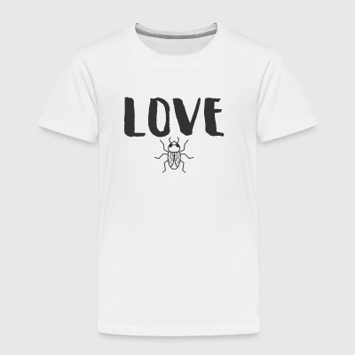 LoveBug - Toddler Premium T-Shirt