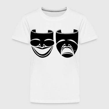masks - Toddler Premium T-Shirt