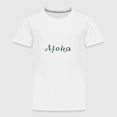 Aloha - Toddler Premium T-Shirt