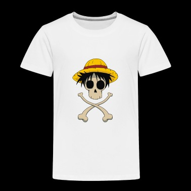 Dead Luffy - Toddler Premium T-Shirt