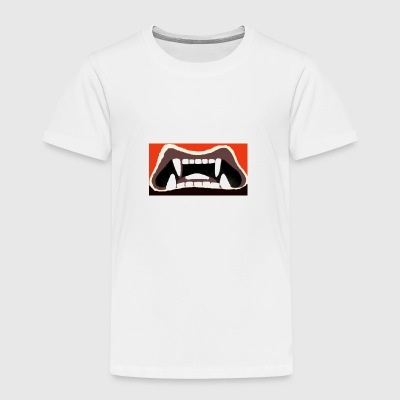 Mouth_colour - Toddler Premium T-Shirt