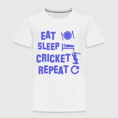 cricket design - Toddler Premium T-Shirt