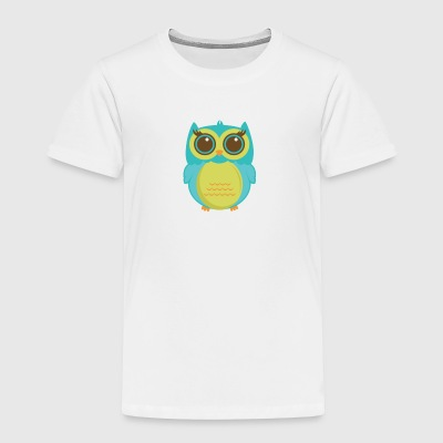 Hibou - Toddler Premium T-Shirt