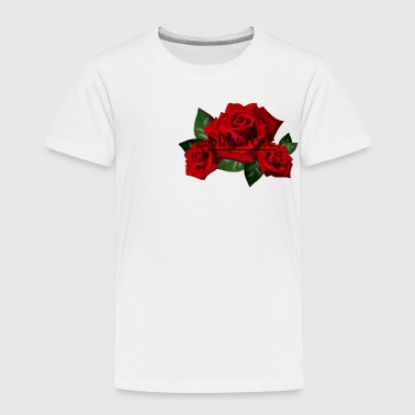 slay rose tee - Toddler Premium T-Shirt