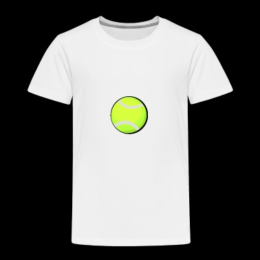 tennis ball - Toddler Premium T-Shirt