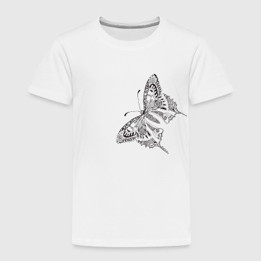Butterfly South Seas - Toddler Premium T-Shirt