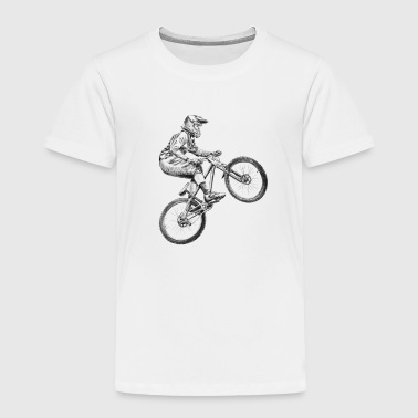 BMX - Toddler Premium T-Shirt