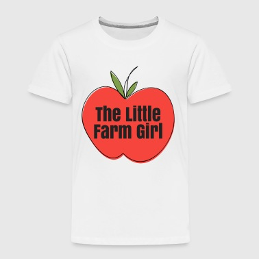 TLFGIRL APPLE LOGO - Toddler Premium T-Shirt
