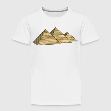 Pyramids - Toddler Premium T-Shirt
