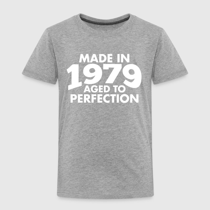 Made in 1979 Teesome - Toddler Premium T-Shirt
