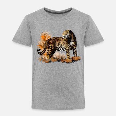 Safari jaguar - Toddler Premium T-Shirt