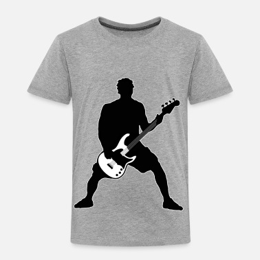 Bass Player bass player - Toddler Premium T-Shirt