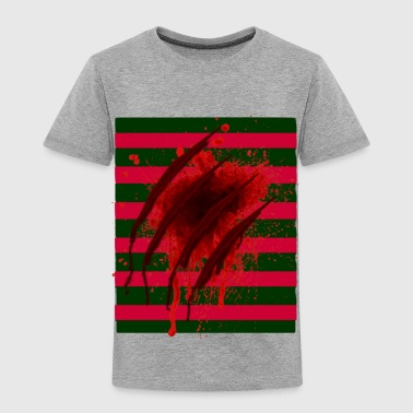 Freddy kruger Halloween Shirt - Toddler Premium T-Shirt