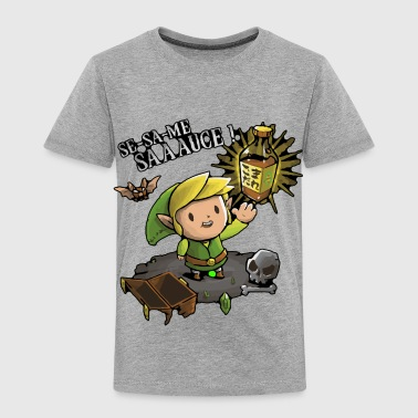Treasure Fanfare - Toddler Premium T-Shirt