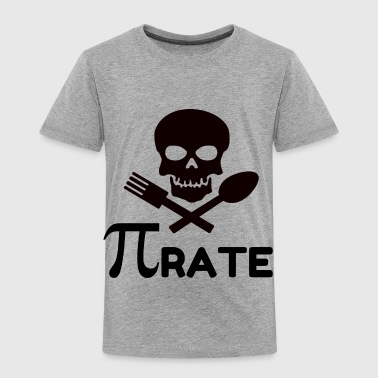 PIRATE COOK - Toddler Premium T-Shirt