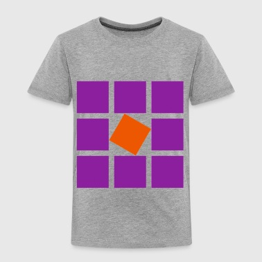 square - Toddler Premium T-Shirt