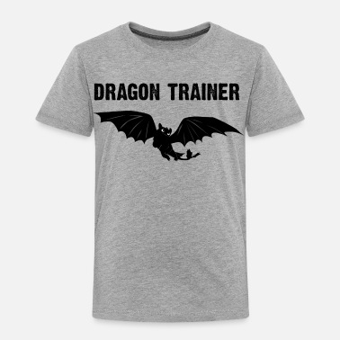 Dragon (dragon_trainer) - Toddler Premium T-Shirt