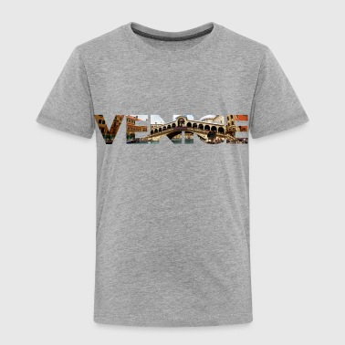 Venice Rialto canal typo - Toddler Premium T-Shirt