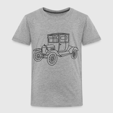 Oldtimer model T - Toddler Premium T-Shirt