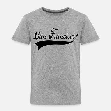 Sans san francisco - Toddler Premium T-Shirt