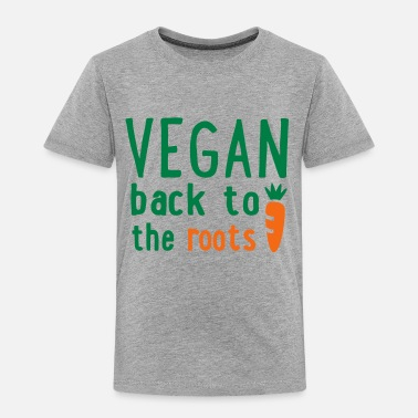 Vegan 2541614 15766207 vegan - Toddler Premium T-Shirt