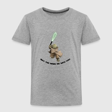 May The Whisk Be With You - Toddler Premium T-Shirt