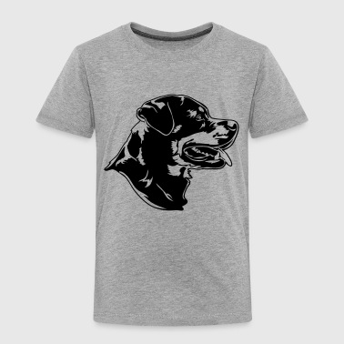 Rottweiler dog - Toddler Premium T-Shirt