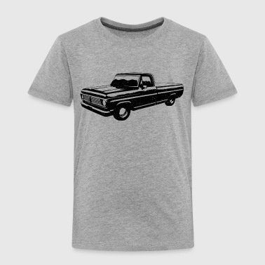 Pickup truck - Toddler Premium T-Shirt