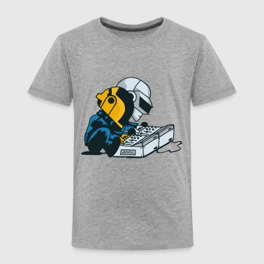 Daft Nuts - Toddler Premium T-Shirt