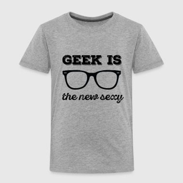 Geek Geeks Rule - Toddler Premium T-Shirt