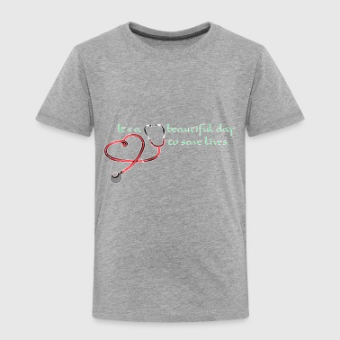greys anatomy - Toddler Premium T-Shirt