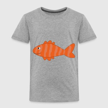 salmon - Toddler Premium T-Shirt
