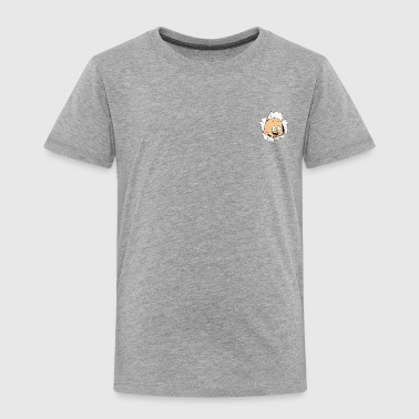 Baby face - Toddler Premium T-Shirt