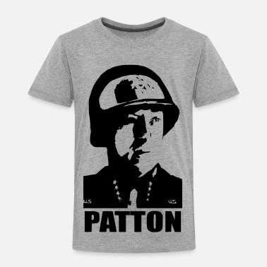 General Patton General George Patton - Toddler Premium T-Shirt