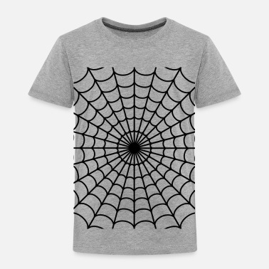 Web Spider web - Toddler Premium T-Shirt