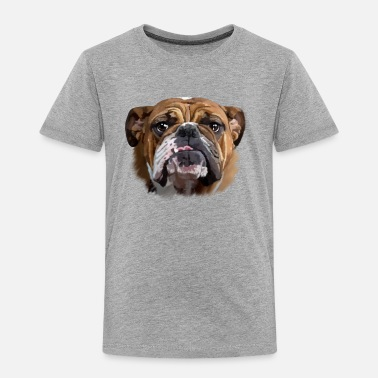 Bulldog bulldog - Toddler Premium T-Shirt