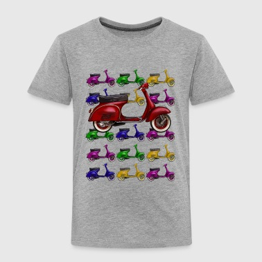 Scooter - Toddler Premium T-Shirt