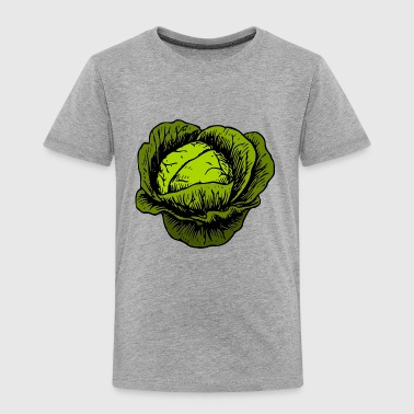 cabbage - Toddler Premium T-Shirt
