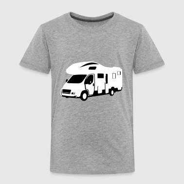 Camper - Toddler Premium T-Shirt