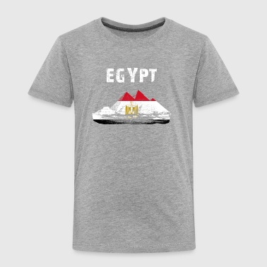 Nation-Design Egypt Gizeh 7mAI - Toddler Premium T-Shirt