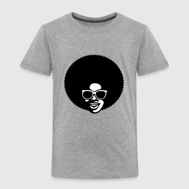 Afro Afro - Toddler Premium T-Shirt