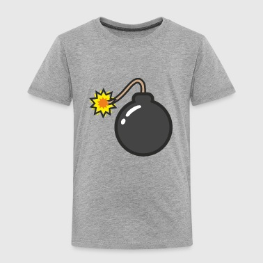 bomb - Toddler Premium T-Shirt