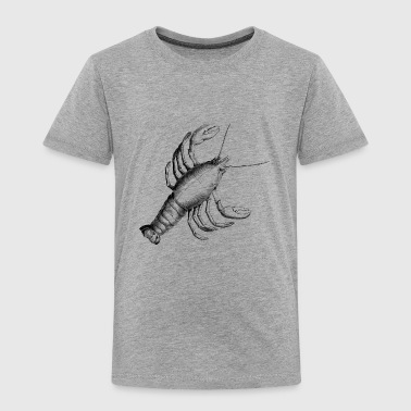 lobster - Toddler Premium T-Shirt