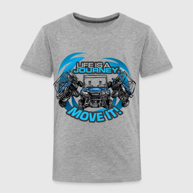 UTV SxS Move It Yamaha - Toddler Premium T-Shirt