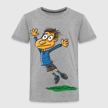 goalkeeper - Toddler Premium T-Shirt