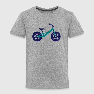 Balance bike - Toddler Premium T-Shirt